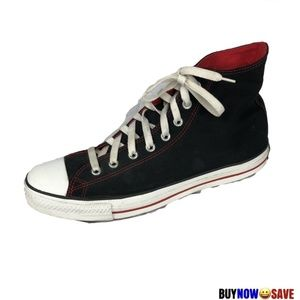 Converse All Star 12 Black Canvas Shoe